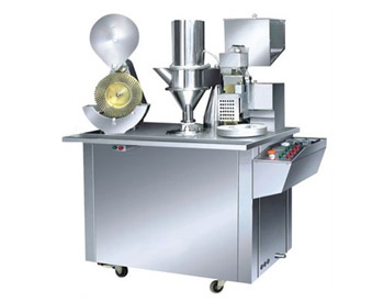 JTJ-100A Semiautomatic Capsule Filling Machine