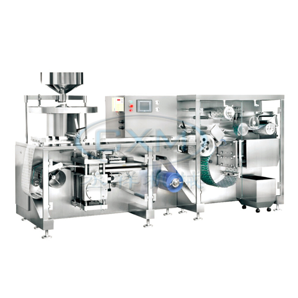 DPH220 260 High Speed Blister Packing Machine