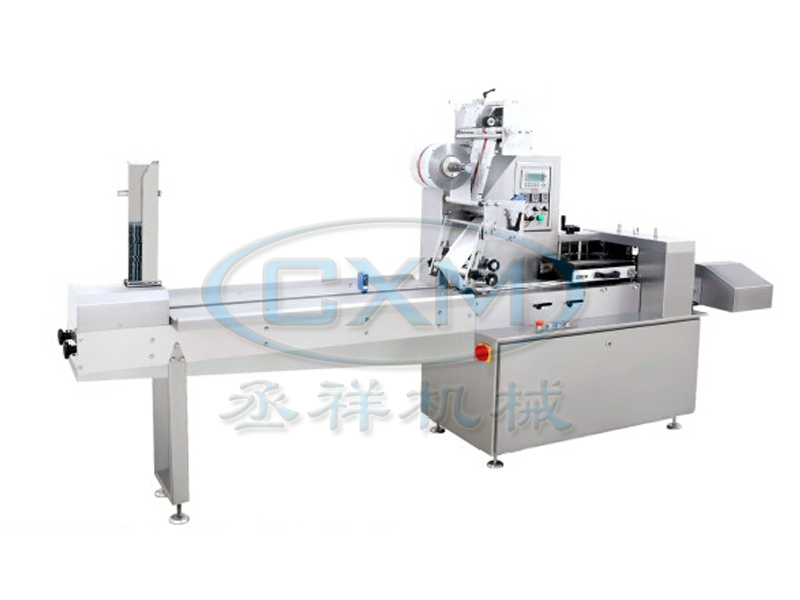 DZP-250/400 Automatic High Speed Pillow Packing Machine