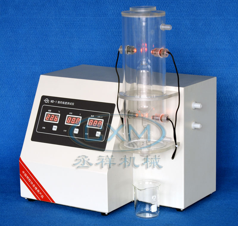 ND-1 BLOOM VISCOSITY TESTER